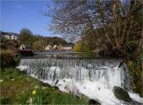 Cromford Weir