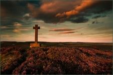Anna Cross Sunset